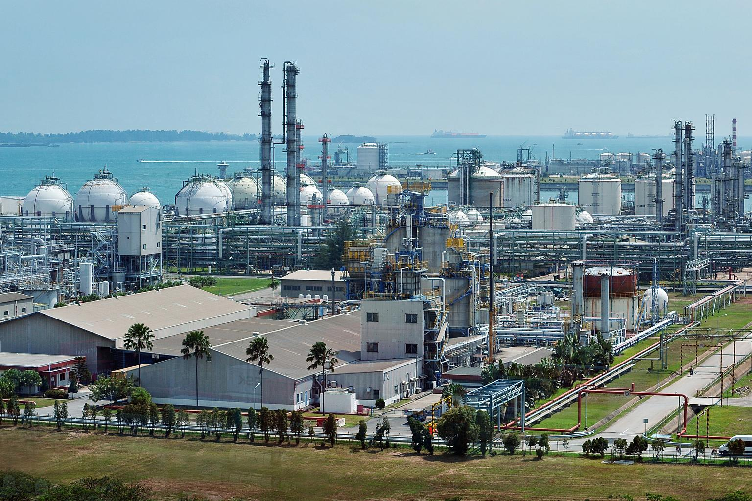 petrochemical corporation of singapore business plan Business and franchise opportunities starting with that you can start today from entrepreneurcom plan and execute the relocation of any business.