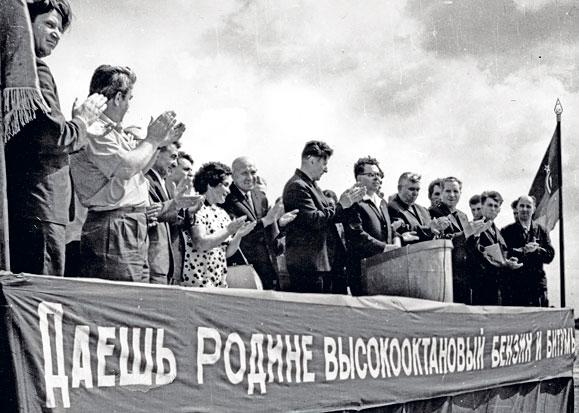 24 июня 1966 года на КНПЗ
